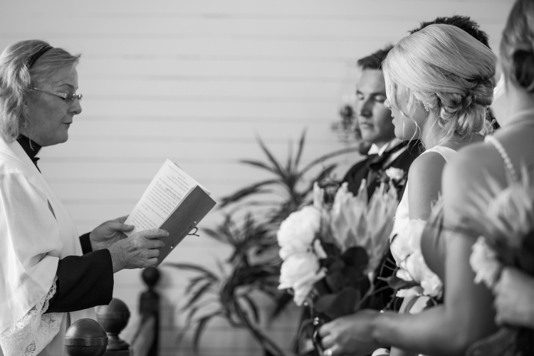Pacific Palms Wedding