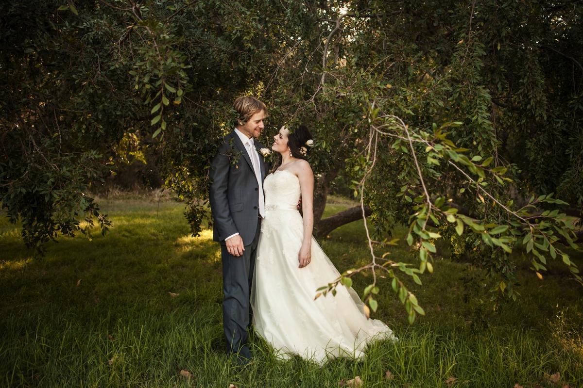 Vaucluse tea house wedding