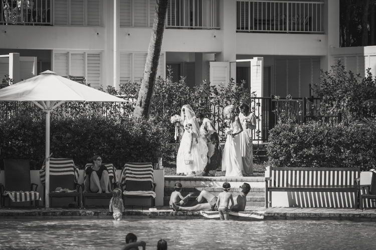 Peppers Palm Cove Wedding Photography
