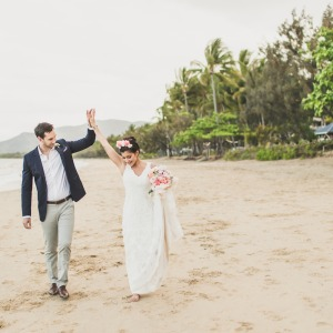 Palm Cove Beach Wedding Photography