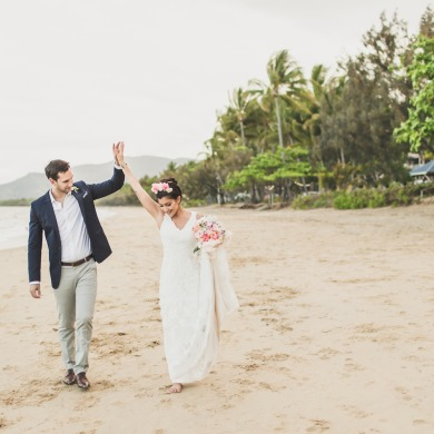 Palm Cove Beach Wedding Photography